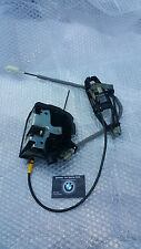 Bmw E46 Coupe N/S Passenger side door lock/catch/mechanism,Perfect working order