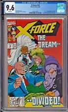 X-Force #19 CGC 9.6 White 1st app Copycat X-Men Gyrich app Deadpool