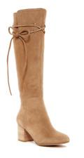 Splendid Rime Women's Tan Suede Knee High Boot Sz 7.5 2942 *