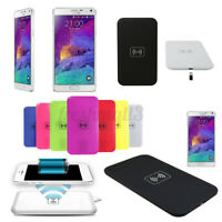 Qi Wireless Charging Charger Pad for iPhone X/8 Plus/Samsung Galaxy Note 5/8/9