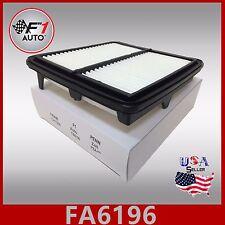 FA6196 CA11256 PREMIUM ENGINE AIR FILTER for 2012-15 HONDA CIVIC HYBRID L4 1.5L