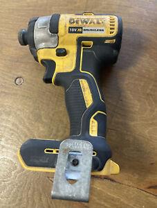 Dewalt 18v Xr Brushless Impact Drill Driver Lithium Ion Li Ion DCF886 Body ONLY