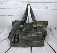 L.A.M.B. Lesportsac Gwen Stefani Camo B Large Rare Tote Bag