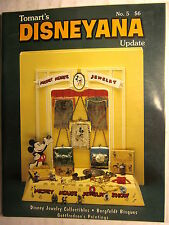 Tomart's DISNEYANA Update #5 (1994/9.4 in grade) Gottfredsons Paintings, Bisques