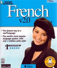 Learn how to Speak FRENCH Language (4 Audio CD's & Phrasebook) FREE US SHIPPING