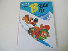 BD BOULE ET BILL N°6 - 60 GAGS DE BOULE ET BILL - ROBA - FRANCE LOISIRS