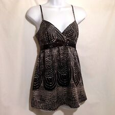 Express Women Top Blouse Tank Size XS Xsmall Spaghetti STraps NEW with Tag