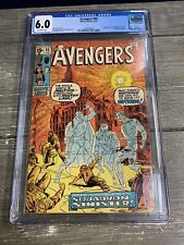 Avengers #85 CGC GRADED 6.0 - first appearance of Squadron Supreme -Spidey cameo