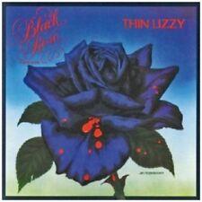 THIN LIZZY - BLACK ROSE (REMASTERED)  CD  9 TRACKS CLASSIC HARD ROCK  NEU