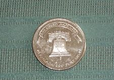 """ONE TROY OUNCE .999 PURE SILVER 1984 """"LIFE LIBERTY HAPPINESS"""" ROUND"""