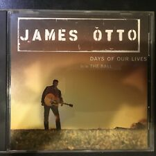 "James Otto Days Of Our Lives The Ball  ""Talks about Days Of Our Lives"" CD Mercur"