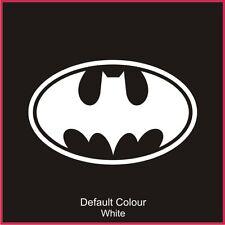 Etiqueta del logotipo de Batman, Gracioso, DC Comics, etiqueta engomada, gráficos, coche, N2091