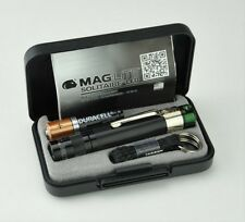 Maglite Solitaire Spectrum Green LED Mag-Lite Taschenlampe, Grünlicht