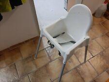 IKEA Antilop Kinderhochstuhl - Weiss
