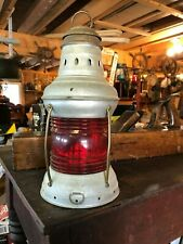 antique ships port light