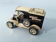 Ertl Harley-Davidson 1913 Ford Delivery Dime Bank 1/43 Scale