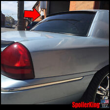 Rear Roof spoiler wing UNPAINTED (Fits: Ford Crown Victoria 1997-2012) 284R
