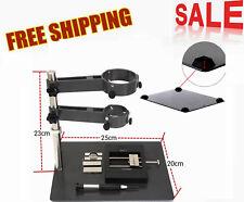 Hot Air Heat Gun Bracket Clamp Holder Soldering Repair Platform stand US Stock