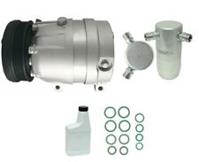 RYC Reman Complete AC Compressor Kit FG289 With Drier And Valve