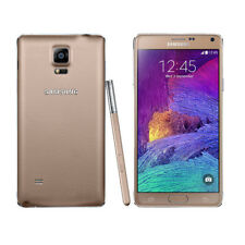 "5.7"" Samsung Galaxy Galaxy Note4 N910T - 4G Android Mobile Phone - Bronze Gold"