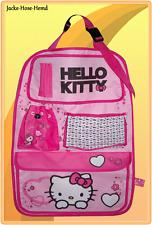 Hello Kitty Rückenlehnentasche Auto Spielzeugtasche NEU