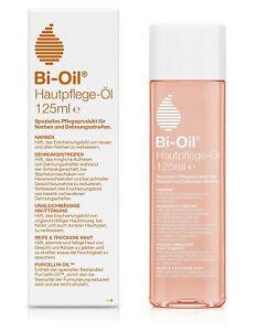 Bi-Oil Hautpflege-Öl für Narben & Dehnungsstreifen,125ml-OVP beschädigt