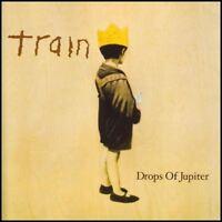 TRAIN - DROPS OF JUPITER ( TELL ME ) CD Album *NEW*