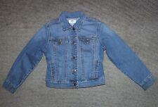 Old Navy Girls Denium (Jean) Jacket - Size M (8) - EUC