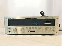 Vintage MARANTZ 2010 Vintage Small Stereo Receiver Powers On