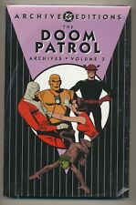 Doom Patrol Archives Volume 3 (2006) Sealed Hardcover Archive DC Editions