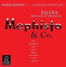 Eiji Oue - Mephisto & Co.+Vinyl 200g  2 LPs 45rpm++Reference Rec.++NEU+OVP
