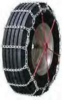 Quality Chain 2247QC Cam 7mm Link Tire Chains Snow Traction Commercial Truck