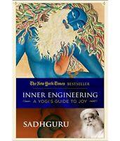 Inner Engineering: A Yogi's Guide to Joy by Sadhguru (English, Paperback)