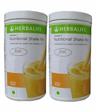 Herbalife Formula 1 Shake Mango Flavour 500 gm (Pack of 2)