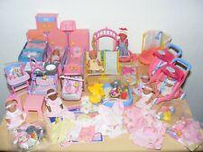 ? TOP! Riesenset BABY BORN MINI WORLD Puppenhaus Möbel Spielzeug GROSSES Paket ?