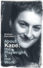 About Kane, Good Condition Book, Saunders, Graham, ISBN 9780571229611