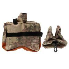 Tragbare Gewehrauflage Einschiessbock Schießauflage Waffenauflage Set Benchrest