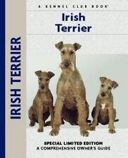 Irish Terrier by McLennan, Bardi -ExLibrary
