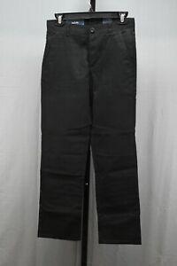 Nautica Kids School Uniform Pants, Big Boy's Size 14, Black NEW