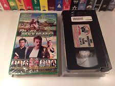 Por Ser Mexicano Rare Spanish Language Mexi VHS 1999 Mexican Action Sergio Goyri