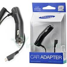 Caricabatteria auto BLISTER Samsung ORIGINALE per S6802 Galaxy Ace Duos ORS