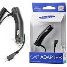 Caricabatteria auto BLISTER Samsung ORIGINALE per Galaxy Gio S5660 ORS