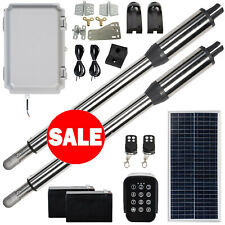 """New ListingSolar Tracking Tracker- 8"""" Dc Linear Actuator +Lcd Controller +Anemometer Kit Ig"""