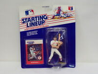 VINTAGE SEALED 1988 Starting Lineup SLU Figure Wade Boggs Red Sox FP