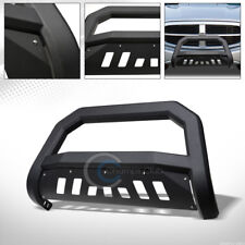 MATTE BLACK AVT BOLD BULL BAR BRUSH BUMPER GUARD 04-10 DODGE DURANGO/06-09 ASPEN