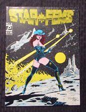 1982 STAR FEMS #2 VF- Paragon - Paul Gulacy Cover - Sybil Danning