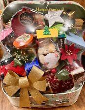 Noël Nourriture De Luxe paniers £ 35 maintenant Disponible & Noël Livraison