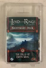Lord of The Rings The Card Game Nightmare Deck The Hills of Emyn Muil