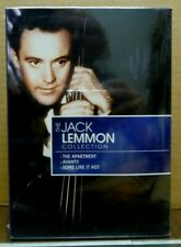 Jack Lemmon Collection (3-Dvd Set) The Apartment, Avanti, Some Like It Hot New!