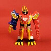 "Power Rangers Dino Thunder Thundersaurus 4"" Megazord Figure"